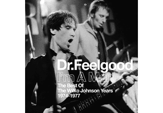 DR.FEELGOOD - I'm A Man (Best Of The Wilko Johnson Years74-77) - (CD)