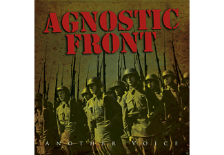 Agnostic Front - Another Voice (Re-Release Digipak) - (CD)