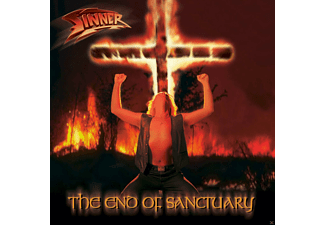 Primal Fear - The End Of Sanctuary (Re-Release) - (CD)