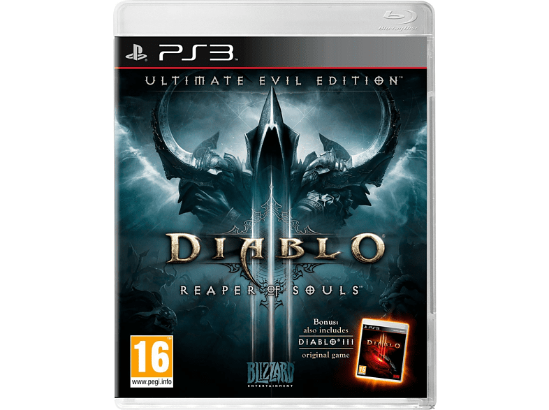 Diablo III Reaper of Souls - Ultimate Evil Edition - (DGS.PS3.01237) PlayStation gaming   offline sony ps3 παιχνίδια ps3 gaming games ps3 games