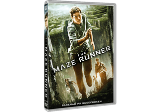 The Maze Runner Äventyr DVD