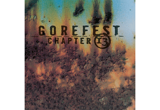 Gorefest - Soul Survivor+Chapter 13 (Re-Issue) [CD]