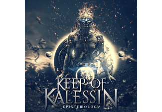 Keep Of Kalessin - Epistemology (Ltd.Edition Digipack Incl.Patch & - (CD)