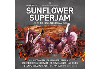 Ian Paice's Sunflower Superjam - Ian Paice's Sunflower Superjam [CD + DVD]