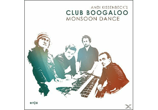 Andi Kissenbeck's Club Boogaloo - Monsoon Dance - (CD)