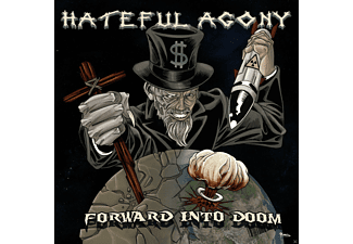Hateful Agony - Forward Into Doom - (CD)