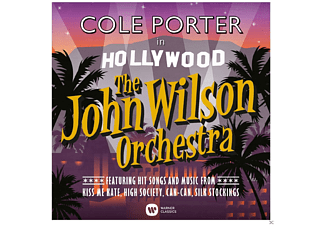 John Wilson Orchestra - Cole Porter In Hollywood [CD]