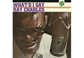 Ray Charles - What'd I Say - (CD)