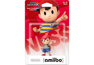 AMIIBO Super Smash Bros: Ness