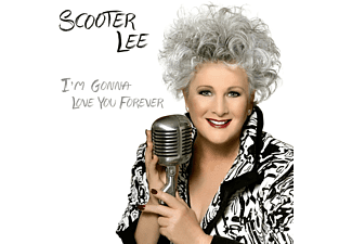 Scooter Lee - I'm Gonna Love You Forever - (CD)