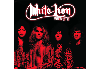 White Lion - Anthology [CD]