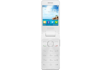 ALCATEL 2012D Pure White