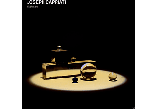 Joseph Capriati - Fabric 80 - (CD)