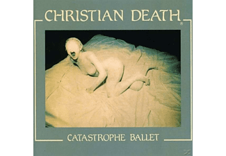 Christian Death - Catastrophe Ballet (Black Vinyl Gatefold) - (Vinyl)