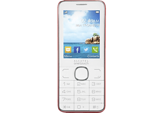 ALCATEL 2007D Red