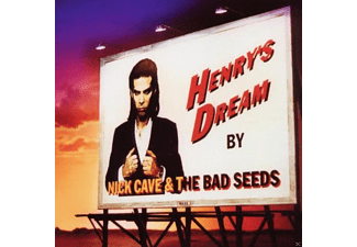 Nick Cave & The Bad Seeds - Henry's Dream (Lp+Mp3) [LP + Download]