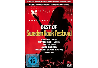 VARIOUS - Best Of Sweden Rock Festival - (DVD)