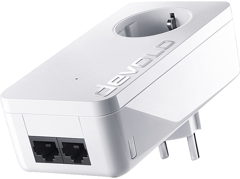 DEVOLO dLAN® 550 duo+ Single Adapter - (09296) laptop  tablet  computing  δικτυακά powerline