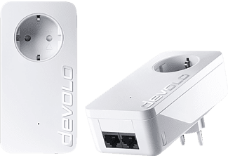 DEVOLO dLAN® 550 duo+ Starter Kit - (09303)