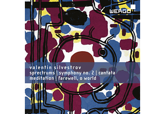 VARIOUS - Sprectrums. Sinfonie 2. Cantata. Meditation - (CD)