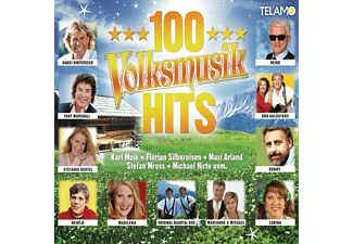 VARIOUS - 100 Volksmusik Hits [CD]