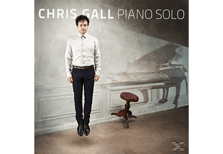 Chris Gall - Piano Solo - (CD)