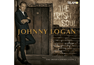 Johnny Logan - The Irish Soul-The Irish Connection 2 - (CD)