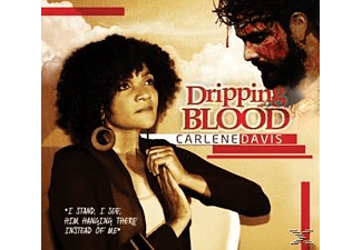 Carlene Davis - Dripping Blood - (CD)