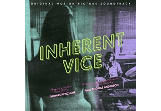 Various - Inherent Vice - (CD)