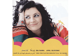 Rim Banna - April Blossoms - (CD)