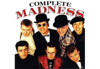 Madness - Complete Madness - (Vinyl)