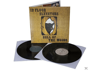 The 13th Floor Elevators - Bull Of The Woods (180 G.Doppel-LP) - (Vinyl)