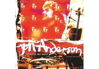 Jon Anderson - Change We Must - (CD)