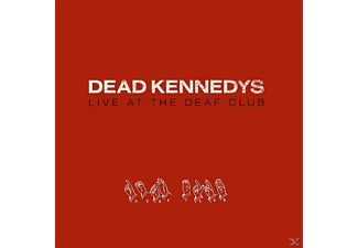 Dead Kennedys - Live At The Deaf Club - (Vinyl)