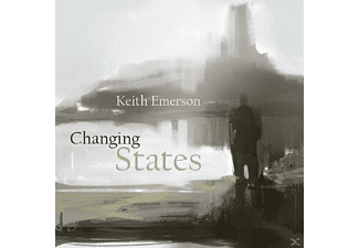 Keith Emerson - Changing States - (CD)