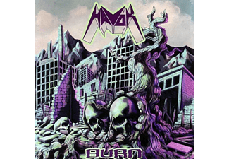 Havok - Burn - (Vinyl)