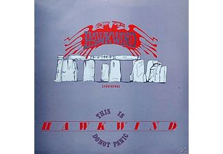 Hawkwind - This Is Hawkwind-Do Not Panic - (Vinyl)