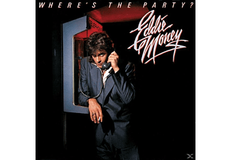 Eddie Money - Where's The Party? - (CD)