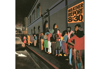 Weather Report - 8.30 - (Vinyl)