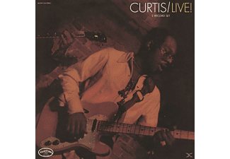 Curtis Mayfield - Curtis/Live! =Expanded= - (Vinyl)