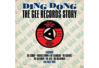 VARIOUS - Ding Dong-Gee Records St [CD]
