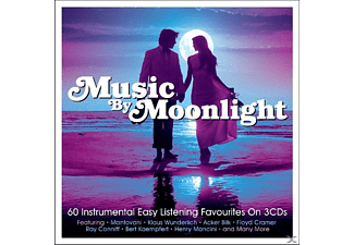 VARIOUS - Music By Moonlight - (CD)