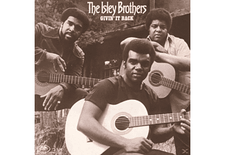 The Isley Brothers - Givin' It Back - (Vinyl)