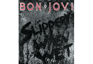 Bon Jovi - Slippery When Wet (Blu-Ray Audio) - (Blu-ray Audio)