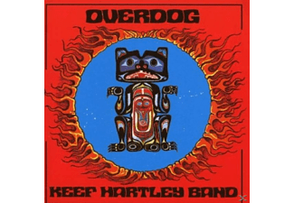 Brüder Rehm, Keef Band Hartley - Overdog (Exp.& 24-Bit Rem.) - (CD)