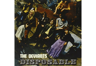 The Deviants - Disposable (Remastered) - (CD)