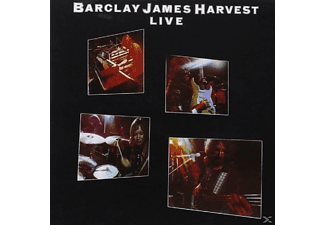 Barclay James Harvest - Live (Remastered) - (CD)