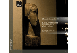 Daniel Brussels Philharmonic & Sternefeld - FLEMISH CONNECTION VOL. 9 - (CD)