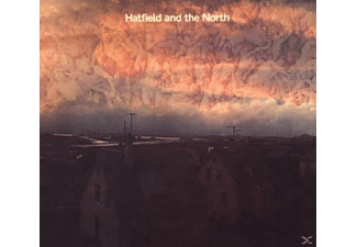 The North - Hatfield And The North [CD]