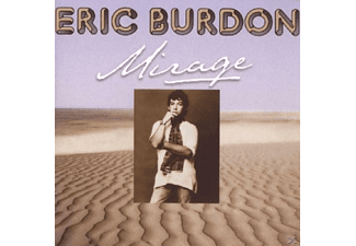Eric Burdon And The Animals - Mirage (Remastered) - (CD)